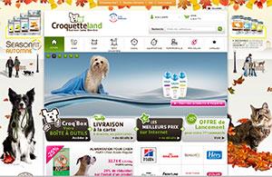 croquetteland votre animalerie en ligne chien nozamis. Black Bedroom Furniture Sets. Home Design Ideas